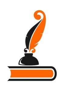logo plumage book education property